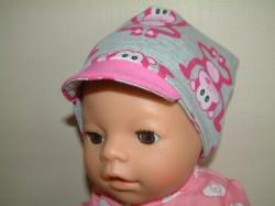 ♥ ♥ Babymütze 0-3 Monate♥ ♥