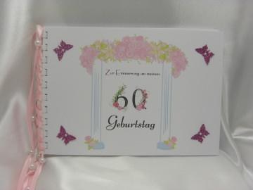 Gästebuch runder Geburtstag