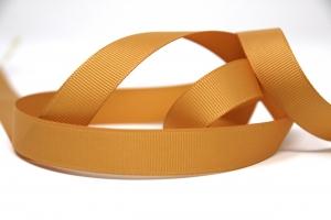 100 Yard -91 Meter Ripsband - Breite 16mm - Gold - 0,21€ / Meter