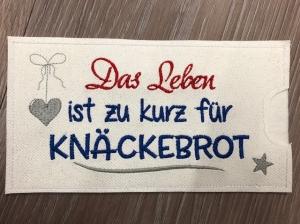 Schokihülle Schokoladenhülle/ Schokitasche/ Schokiverpackung - Handarbeit kaufen