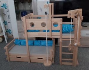 Das Puppen-Etagenbett  - Handarbeit kaufen