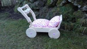 Puppenwagen - Handarbeit kaufen