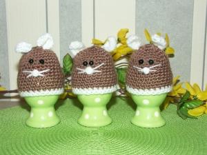 Eierwärmer Hase - Handarbeit kaufen