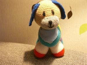 Bunter Hund - Handarbeit kaufen
