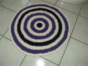 Teppich rund - Handarbeit kaufen
