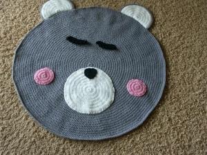 Teppich - Bär - Handarbeit kaufen