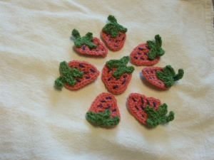 Erdbeere - altrosa
