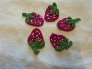 Erdbeere - pink