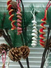 Baumschmuck - Spirale - Handarbeit kaufen