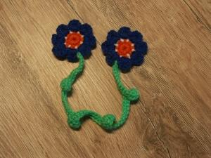 Lesezeichen - Blume - Handarbeit kaufen