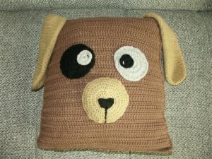 Kissen - Hund - Handarbeit kaufen