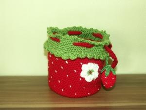 Erdbeerbeutel