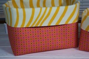 Utensilo Set aus Stoff Windelutensilo -  eine praktische Aufbewahrung für Windeln, Wäsche oder Wickelzubehör - ein sehr praktisches Geschenk - Handarbeit kaufen