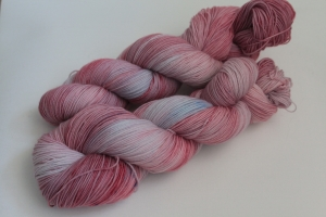 Handgefärbtes Lacegarn Merino SP12/2_8 von Farbenspielerei - Handarbeit kaufen