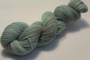 Handgefärbte klassische Sockenwolle 4-fädig 19/13 von Farbenspielerei - Weihnachtssonderedition -