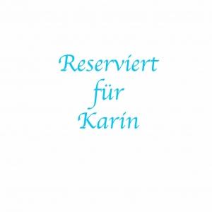 *Reserviert für Karin* Handgefärbte klassische Sockenwolle 4-fädig Set O-20/26 von Farbenspielerei - Ostersonderedition -