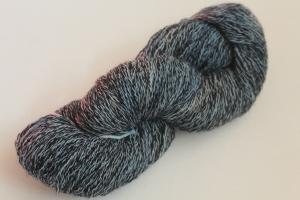 Handgefärbte Sockenwolle Duett 4-fädig Nr. 200 von Farbenspielerei
