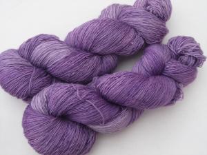 Handgefärbtes Lacegarn Merino Nr. 77 von Farbenspielerei - Handarbeit kaufen