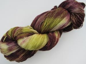 Handgefärbtes Lacegarn Merino Nr. 35 von Farbenspielerei - Handarbeit kaufen