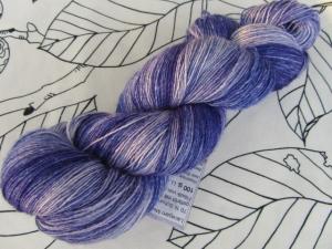 Handgefärbtes Lacegarn Merino-Seide Nr. 62 von Farbenspielerei - Handarbeit kaufen