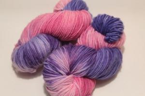 Handgefärbte Single-Merinowolle Nr. 37 von Farbenspielerei - Handarbeit kaufen