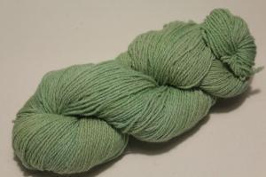Handgefärbte Wolle Merino-Maulbeerseide Nr. 46 von Farbenspielerei  - Handarbeit kaufen