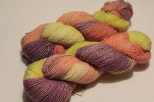 Handgefärbte Wolle BFL-Nylon HighTwist von Farbenspielerei - Handarbeit kaufen