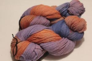 Handgefärbte Wolle 12-4 von Farbenspielerei - Handarbeit kaufen
