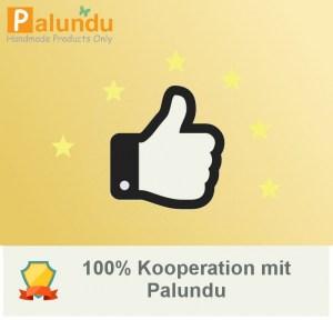 Palundu 100% Kooperation Dekoration