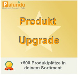 +500 Palundu Upgrade Produktsortiment